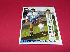 N. NAYBET DEPORTIVO LA CORUNA PANINI LIGA 96-97 ESPANA 1996-1997 FOOTBALL