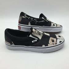 "Vans Men's Shoes ""Classic Slip-On"" -- (ATCQ) Black"