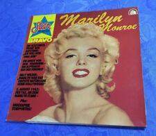 MARILYN MONROE (VINYL LP) STAR FUR MILLIONEN [BRAVO 1973 UNIQUE GERMAN +BOOKLET]