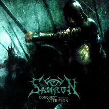 SAURON - Conquest Through Attrition (NEW*US BLACK/THRASH METAL*KREATOR*SODOM)