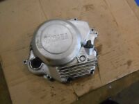 Yamaha TTR125 TTR 125 2003 03 clutch cover right engine housing