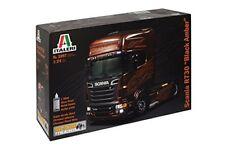 Italeri 3897 - Scania R730 V8 Black Amber modellismo Camion Model Kit (n1l)