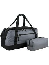 Eastsport  The Revolutionary Duffel duffel converts to backpack gray