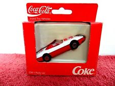 EDOCAR  1994  COCA-COLA  COKE CORVETTE  CM-1 RALLY CAR  UNOPENED