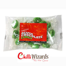 Carolina Reaper Chilli Chocolate Limes - Made With The Worlds Hottest Chillis