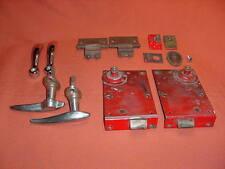 32 Ford door handle latch locks 1932 TROG ratrod SCTA Hot Rod Flathead coupe