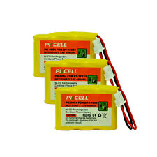 3 Cordless Home Phone Rechargeable Battery for Vtech BT-17333 BT-27333 KX-G3610
