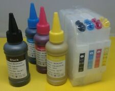 Refillable GC-41 GC41 + Sublimation Ink Cartridges Ricoh SG2100 SG3100 SG3110DN