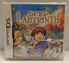 Console Game Gioco NINTENDO NDS DS Play ITALIANO DEEP LABYRINTH - 505 GameStreet