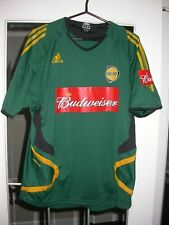 Los Angeles Galaxy 2006 Kyle Veris Game-Used/Worn MLS Adidas Training Jersey