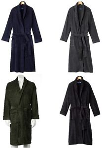 Men's Croft & Barrow Plush Robe ~ Pick Your Size & Color ~ NWT