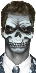 Halloween Latex Prosthetic Dead Special Effects Make Up Fancy Dress Costume Mask