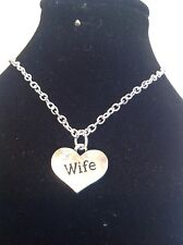 wife ankle braclet silver plated