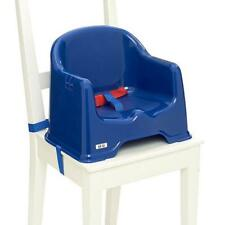 Strata Basic Booster Seat Baby Child Toddler Feeding Booster Seat Blue New