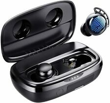 Tribit FlyBuds 3 Bluetooth v5.0 True Wireless Earbuds with Portable Charging