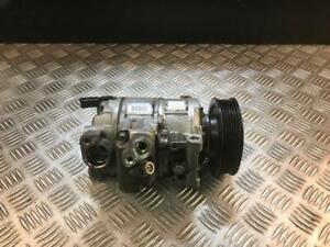 09-12 VW GOLF MK6/SEAT 1.4 TSI PETROL AC COMPRESSOR AIR CON PUMP 1K0820859T
