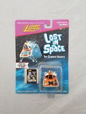 1998 Johnny Lightning Lost In Space 1/64 Space Pod Diecast NIP Mint Clip #44