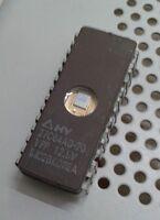 Circuito Integrado 27C64AD-20 - IC Vintage - DIP 28 - 64K CMOS EPROM ( 8K x 8 )