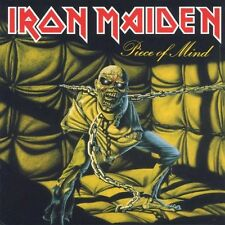 "Iron Maiden ""piece of mind"" cd special Enhanced article neuf"