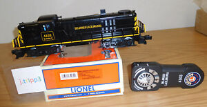 LIONEL 1934070 DELAWARE LACKAWANNA LIONCHIEF RS-3 DIESEL ENGINE TRAIN O GAUGE