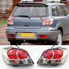 For Mitsubishi Outlander 2002-2005 Rear Tail Signal Lights Lamp Left + Right