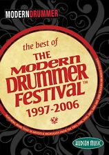 The Best of the Modern Drummer Festival 1997-2006 Instructional Drum 000320807