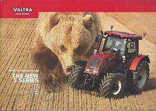 Farm Tractor Brochure - Valtra - S232 S262 S292 S322 S352 S series c2011 (F5497)