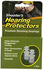 Ear Plugs/Earplugs for Hunting Shooting Shooter's Hearing Protectors New