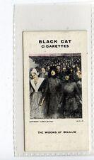 (Jc8767-100)  CARRERAS,RAEMAKERS WAR CARTOONS,THE WIDOWS OF BELGIUM,1916,#34