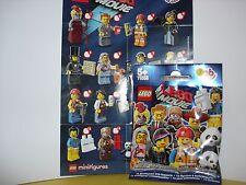 LEGO FIGURINE 71004 N°9 GAIL marteau piqueur jamais ouvert NEW UNOPENED MOVIE