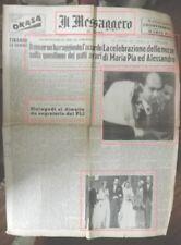 13 FEBBRAIO 1955*MALAGODI SI DIMETTE DA SEGRETARIO DEL P.L.I.*3025