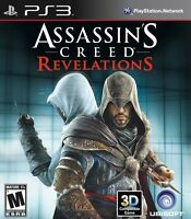 PS3 ASSASSINS CREED GAMES - VERY GOOD CONDITION FAST POSTAGE
