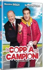 Dvd La Coppia Dei Campioni - Massimo Boldi, Max Tortora  ......NUOVO