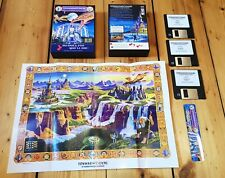 Moonstone handmade mini deluxe version boxed with poster - Commodore Amiga