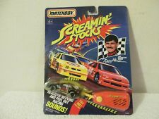 DAVEY ALLISON SCREAMIN' STOCKS  #28 TEXACO HAVOLINE RACE CAR NIP 1991 MATCHBOX