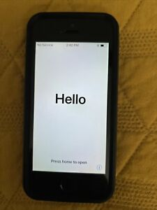 Apple iPhone 5s - 64GB - Space Gray (AT&T) A1533 (GSM) Bundle Unlocked
