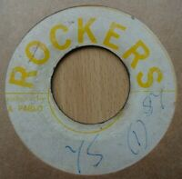 "AUGUSTUS PABLO / ROCKERS ALL STARS - Up Warika Hill - 7"" Vinyl  ROOTS REGGAE DUB"