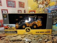Ertl John Deere 1/50 624K Wheel Loader Die-cast Replica Brand New In Box.15415.I