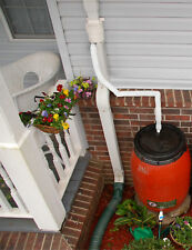Rain Barrel Diverter Basic System/Kit - RainReserve