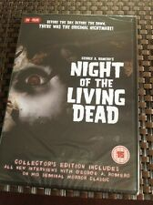 Night Of The Living Dead (DVD)-NEW&SEALED-COLLECTOR'S EDITION