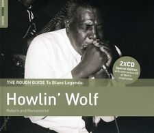 Howlin' Wolf - Rough Guide to Blues Legends: Howlin' Wolf [New CD] Canada - Impo