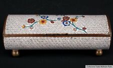 China 20. Jh. Schatulle A Small Chinese Cloisonne Enamel Casket - Cinese Chinois