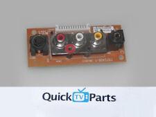 Magnavox 37MF337B/37 37MF437SIDE AV INPUT 996500045008 (715T2406-1, PTPF7PA4)