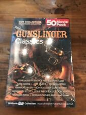 Gunslinger Classic 50 Movie Pack (DVD, 2005, 12-Disc Set