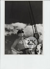 JEAN GABIN Marie du port SIMENON Bateau CARNE Casquette CHARBONNIER PHOTO 1949