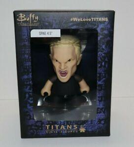 """Buffy The Vampire Slayer Titans Vinyl Spike Figure 4.5"""" Brand New"""