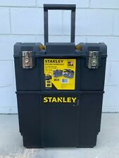 Stanley 2 in 1 Rolling Tool Box