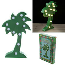Tropical LED Palm Tree Light,Fiesta Party Decoration Palm Tree Light, Home Light