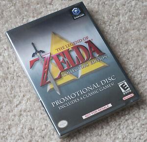 Legend of Zelda Collector's Edition Nintendo GameCube - New Factory Sealed!