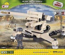 COBI Flak 36/37 88 mm / 2367 / 100 pcs  blocks WWII German cannon Small Army